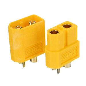 Generic XT60 Male/Female Bullet Connector Plugs For RC Lipo Battery