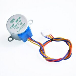 28BYJ-48 Stepper Motor Small(Arduino Compatible)