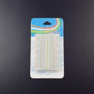 Solderless Breadboard 400 Point - CK010