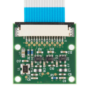 Raspberry Pi 3 Model B Camera Module Rev 1.3 with Cable