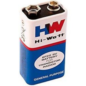 Original 9V HW High-Quality Battery